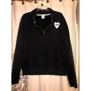 Victoria's Secret PINK Zip-Up Pullover